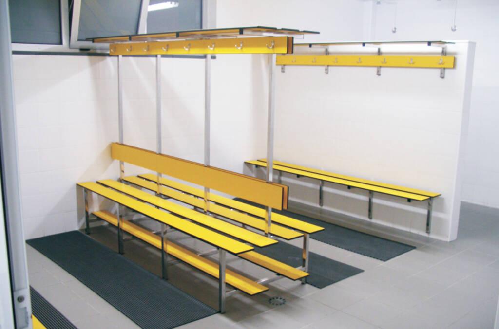 Instalaciones Deportivas Vestuarios
