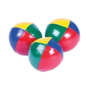 Set pelotas malabar piel