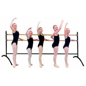 Barra ballet doble grupal