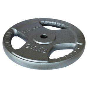 Disco de hierro con agarre