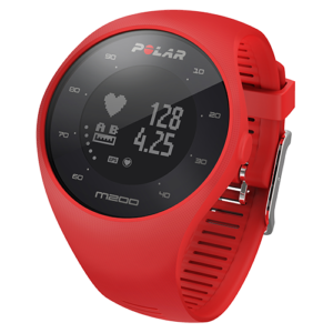 Pulsómetro Polar GPS Running M200