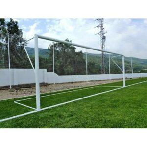 Juego porterías fútbol 11