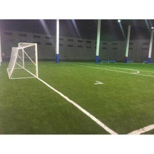 Juego porterías fútbol 7