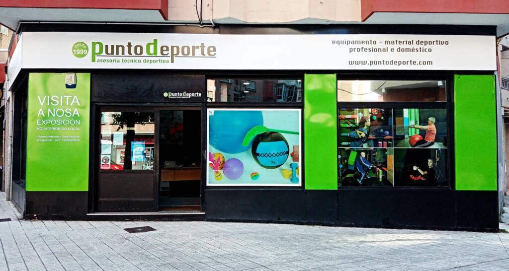 Local Punto Deporte En Vigo