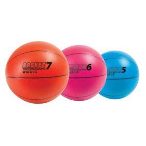 Oferta lote balón basket Tecnocaucho